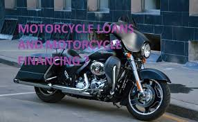Get a Loan Fast with Buy Here Pay Here Motorcycles