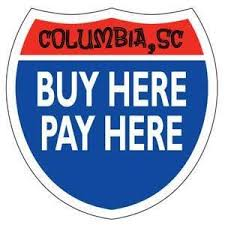Buy Here Pay Here Columbia SC