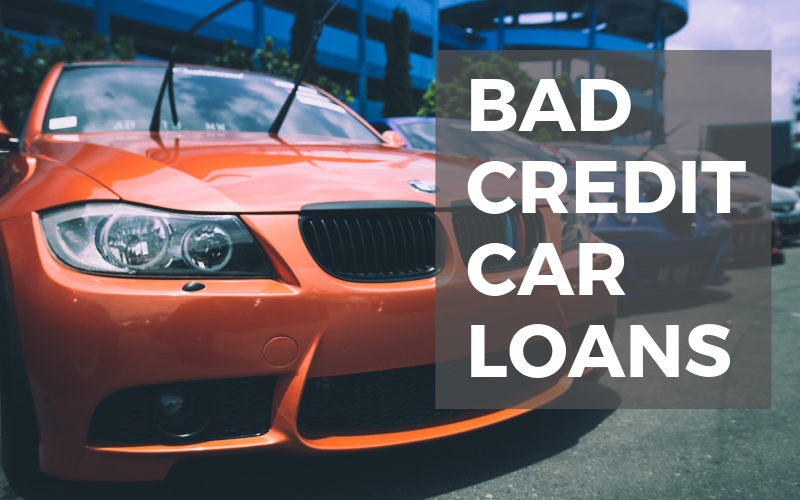 Car Loans For People With Bad Credit >> Best Bad Credit Car Loans For 2019 Here S The Top Auto Lenders Of